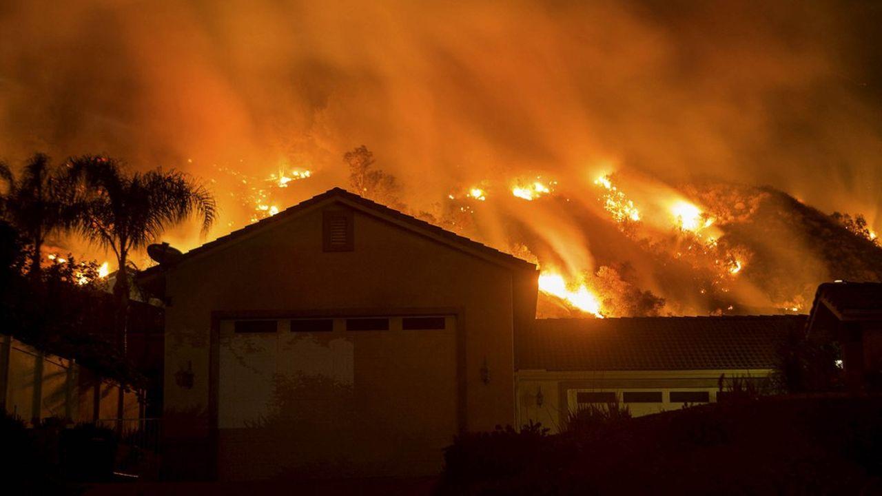 En 2018, la Californie est victime de l'incendie le plus meurtrier de son histoire, le nord de l'Etat est ravagé