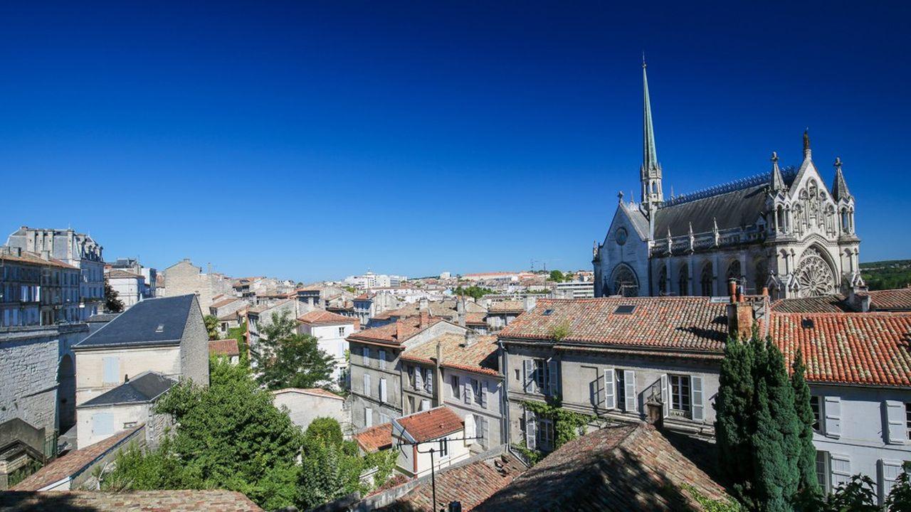 Angoulême a souffert de sous-investissement jusqu'ici.