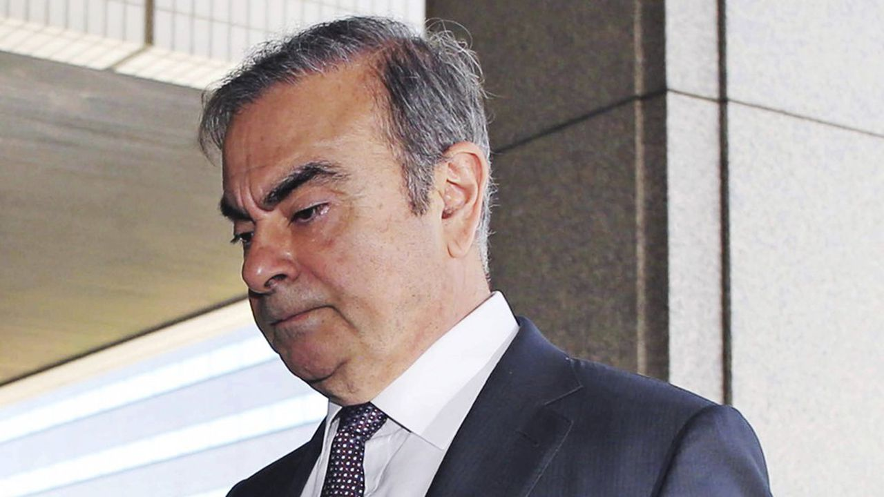 Avant lui, le père de Carlos Ghosn a connu les affres de la prison: il avait été condamné à 15 ans de prison ferme…