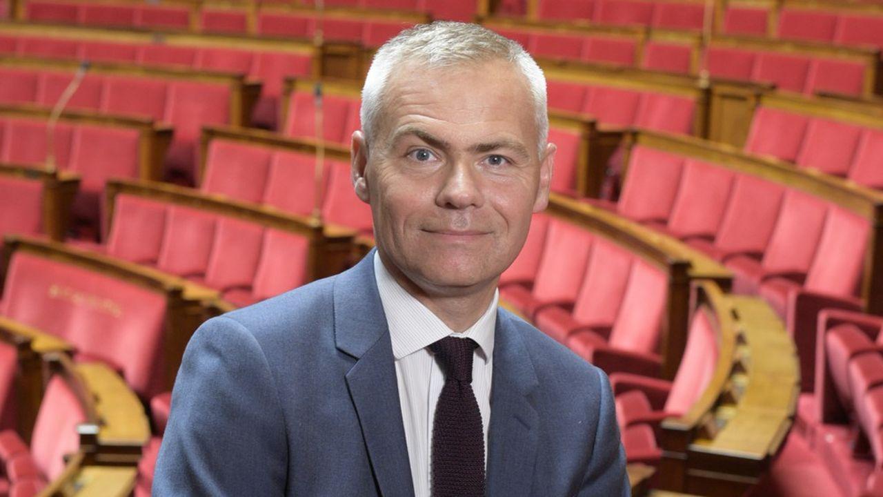 Christophe Bouillon, député de la Seine-Maritime.