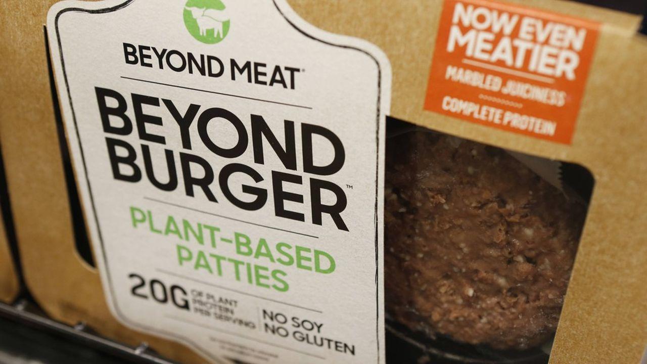 Dès le 3février, les denrées végétariennes de Beyonf Meat seront disponibles dans 500 enseignes du groupe, qu'il s'agisse de Monoprix, Franprix, Casino Supermarchés mais aussi Géant.