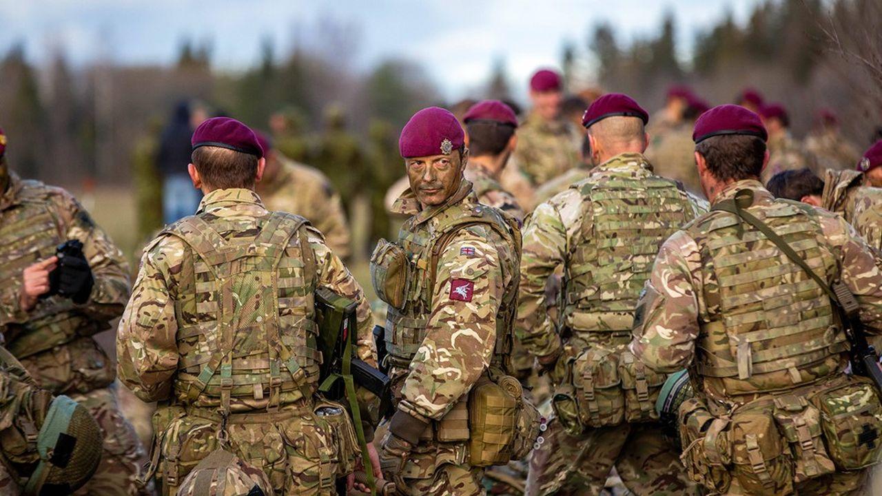 La Grande Bretagne affiche le premier budget militaire d'Europe et coopère sur de nombreux programmes de défense européens.