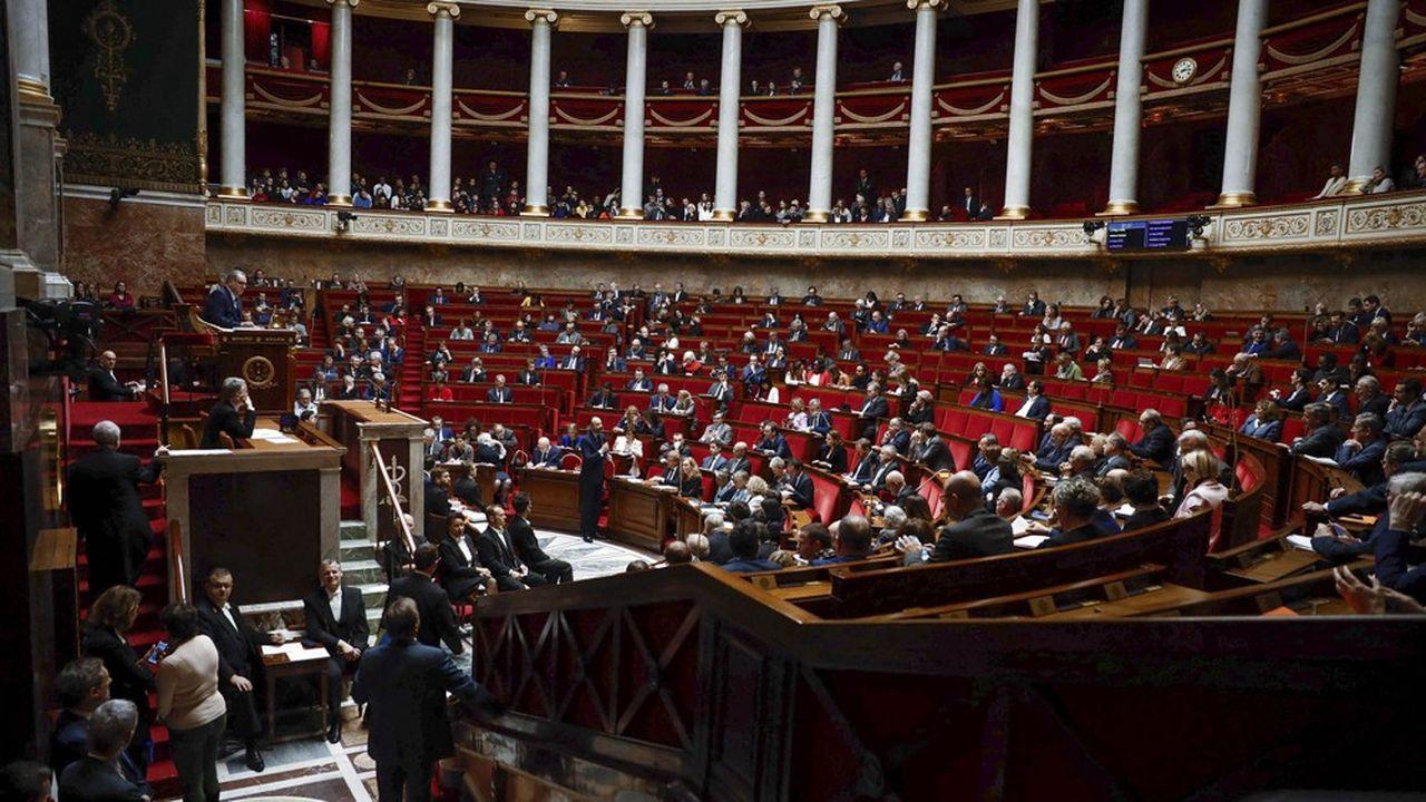 Plus de 22.000amendements sur le projet de réforme des retraites ont été déposés en vue de l'examen en commission à l'Assemblée. Un record sous cette législature.