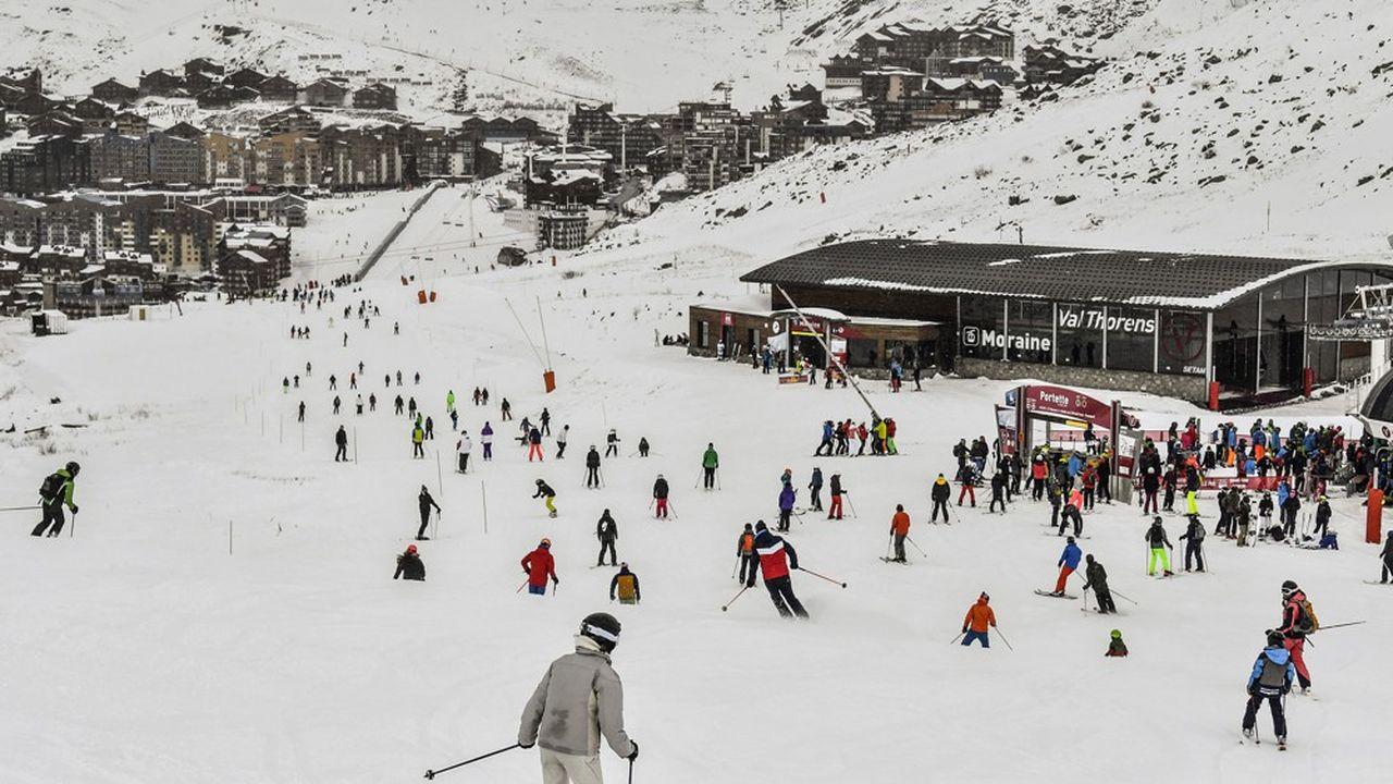 Les Britanniques sont, de loin, les principaux skieurs étrangers en France, représentant 10% d'un total de 53,4millions journées skieurs lors de l'hiver 2018/2019, soit un peu plus d'un tiers de la fréquentation étrangère.