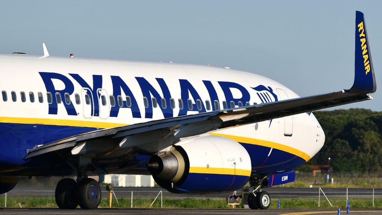 Ryanair table désormais sur une première livraison de Boeing 737 Max pour «septembre ou octobre».