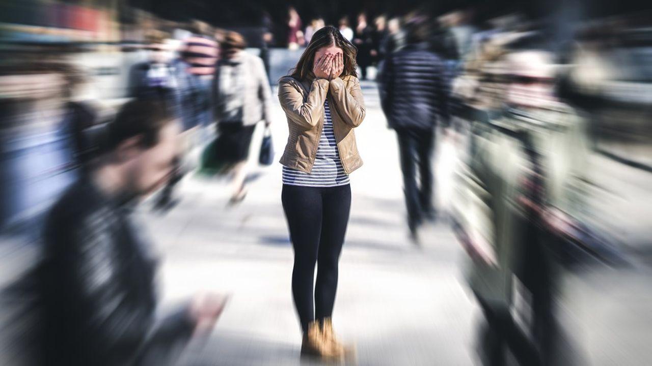 En France, quelque 150.000 des 2,9millions de personnes souffrant de dépression ne peuvent être soulagées par l'utilisation des antidépresseurs existants.