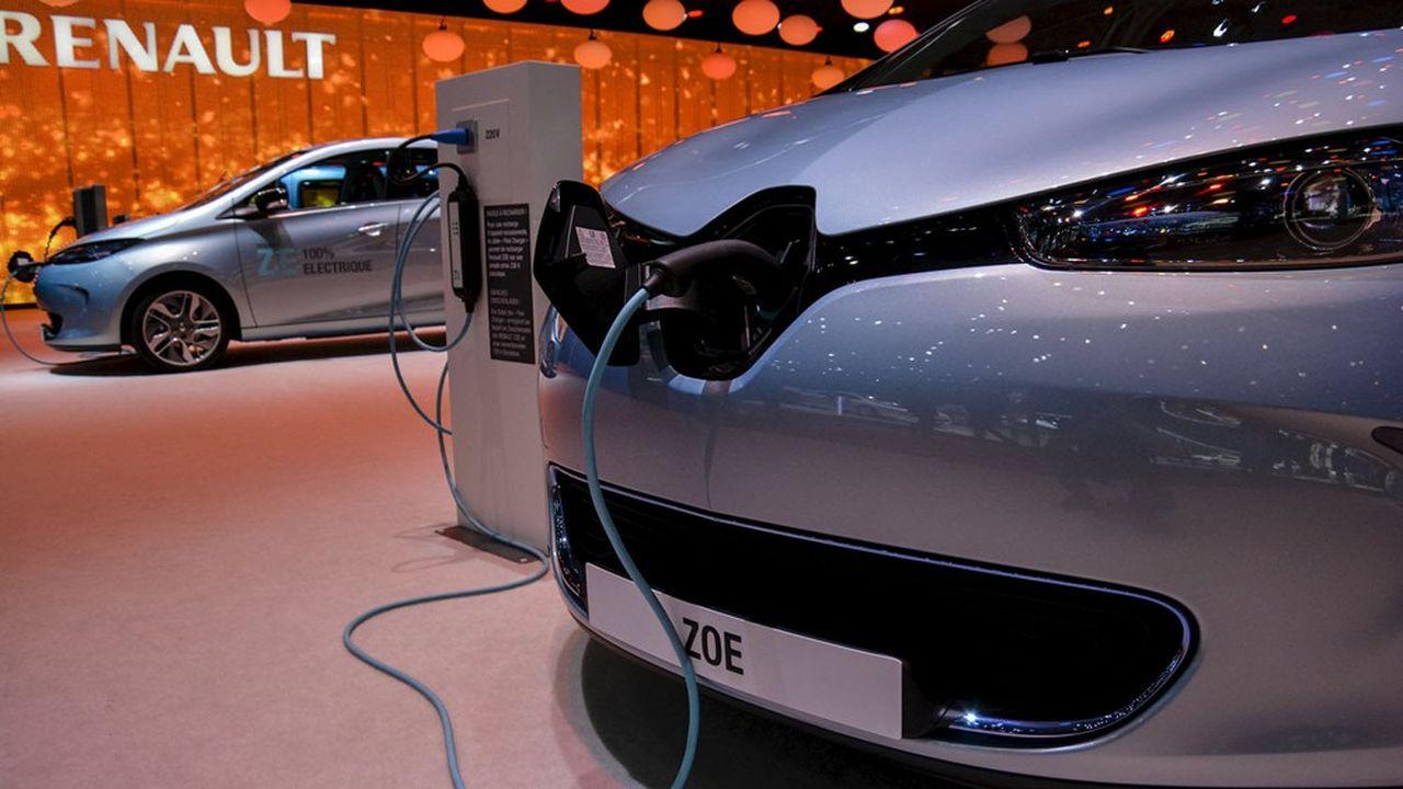 Le marché automobile français a été en net repli en janvier