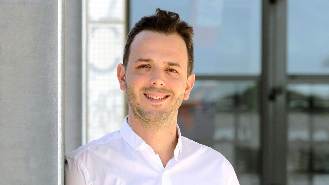 Colin Lalouette, le PDG fondateur d'Appvizer.