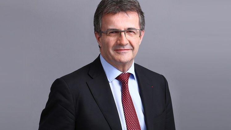 Philippe Brassac, directeur général de Crédit Agricole SA