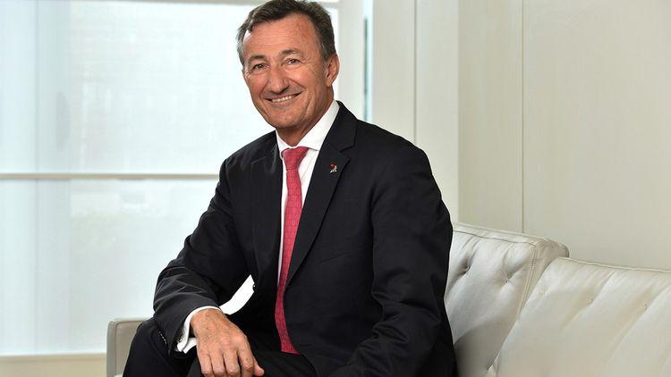 Bernard Charlès, directeur général de Dassault Systèmes