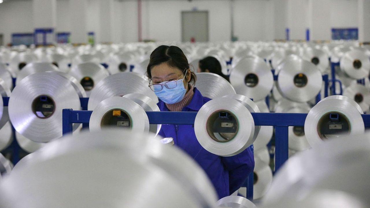 La Chine reste l'atelier du monde. C'est le principal fournisseur de la France en matière d'habillement comme de textile.