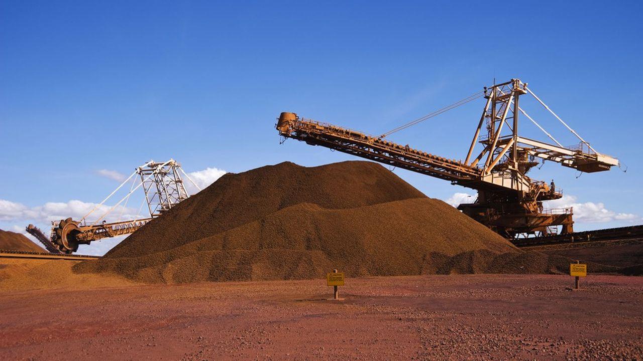 Le soja, le minerai de fer et le pétrole sont les principaux produits d'exportation du Brésil.