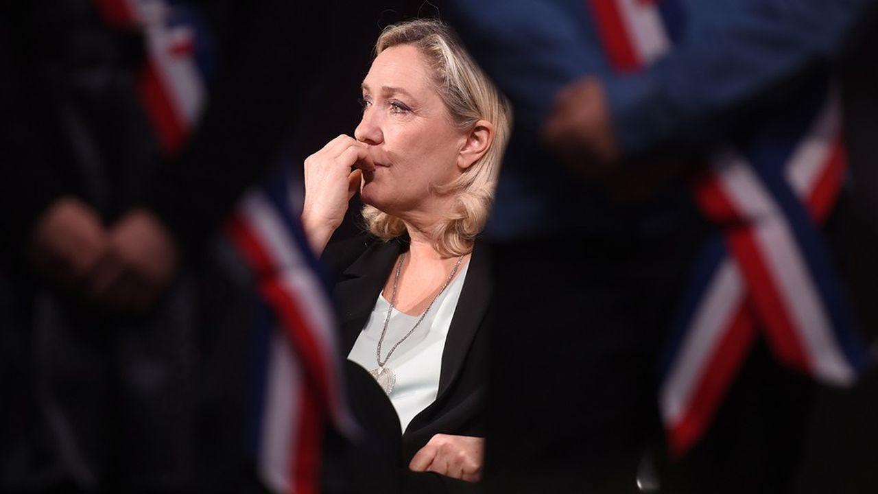 Le parti de Marine Le Pen avait contracté ce prêt auprès d'une banque russe en 2014.