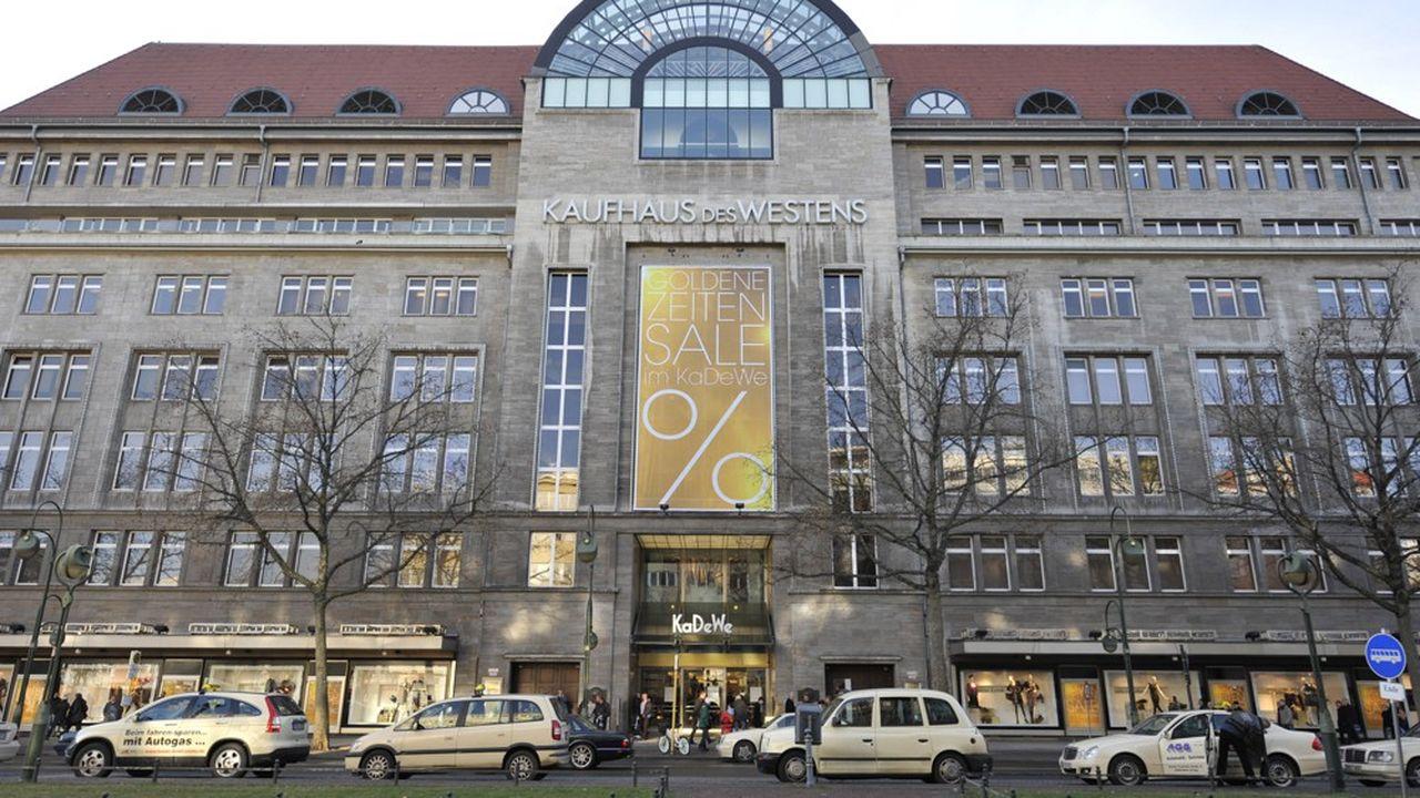 Central Group et Signa détiennent notamment KaDeWe Group, un acteur historique de grands magasins en Allemagne.
