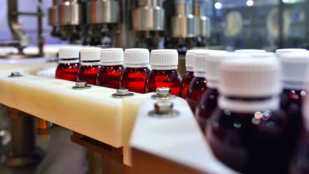 Le tissu industriel français du secteur est désormais composé de plus de 1.700 entreprises, dont 720 sociétés de biotechnologies, plus de 800 medtechs et 200 entreprises d'e-santé