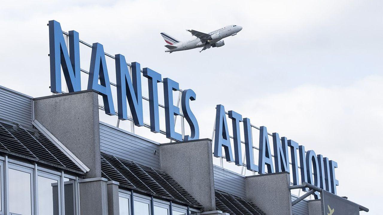 Depuis 2010, date à laquelle Vinci a repris en concession pour 55 ans la gestion de l'aéroport de Nantes Atlantique, le trafic est passé de 3 à 7,2millions de passagers par an et a progressé de 16% sur la seule année 2019.