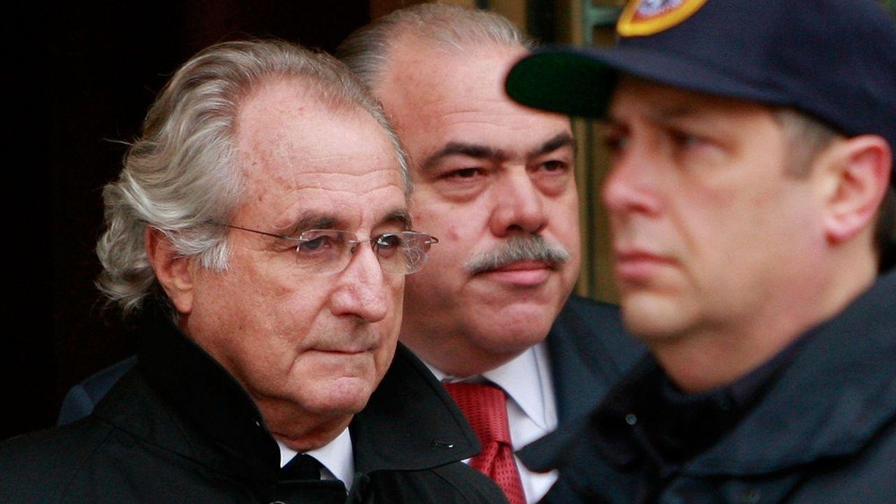 Le montant du préjudice dû à Bernard Madoff (photo: en 2009) à ses clients est estimé entre 25 et 63milliards de dollars.
