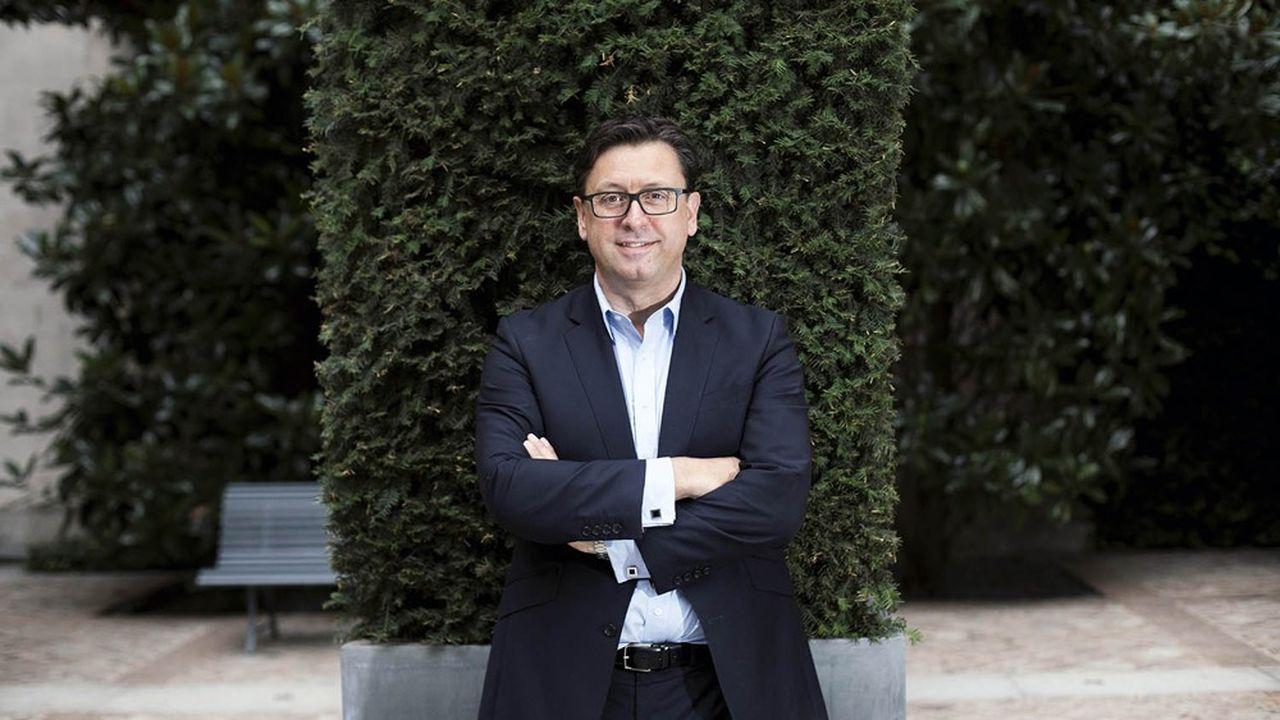 Arrivé de Novartis, Paul Hudson a pris la tête de Sanofi en septembre dernier.