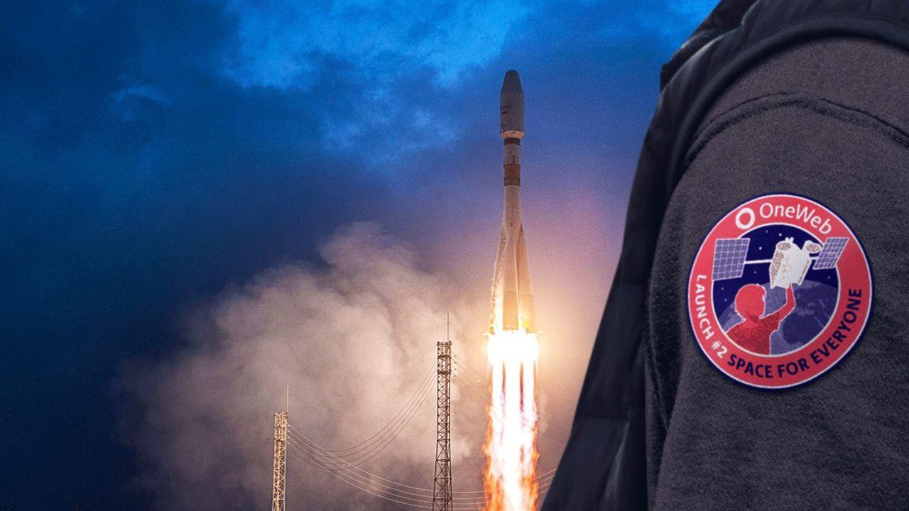Le lanceur Soyouz opère le premier d'une vingtaine de vols prévus sur deux ans pour déployer la constellation de satellites OneWeb en orbite basse.