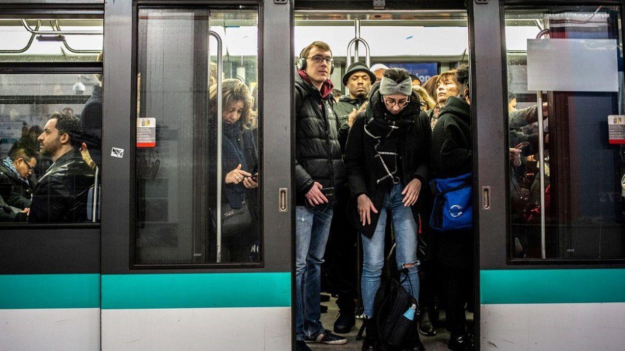 Le mouvement de grève dans les transports contre la réforme des retraites a battu un record de durée, avec 45 jours consécutifs entre décembre et janvier.