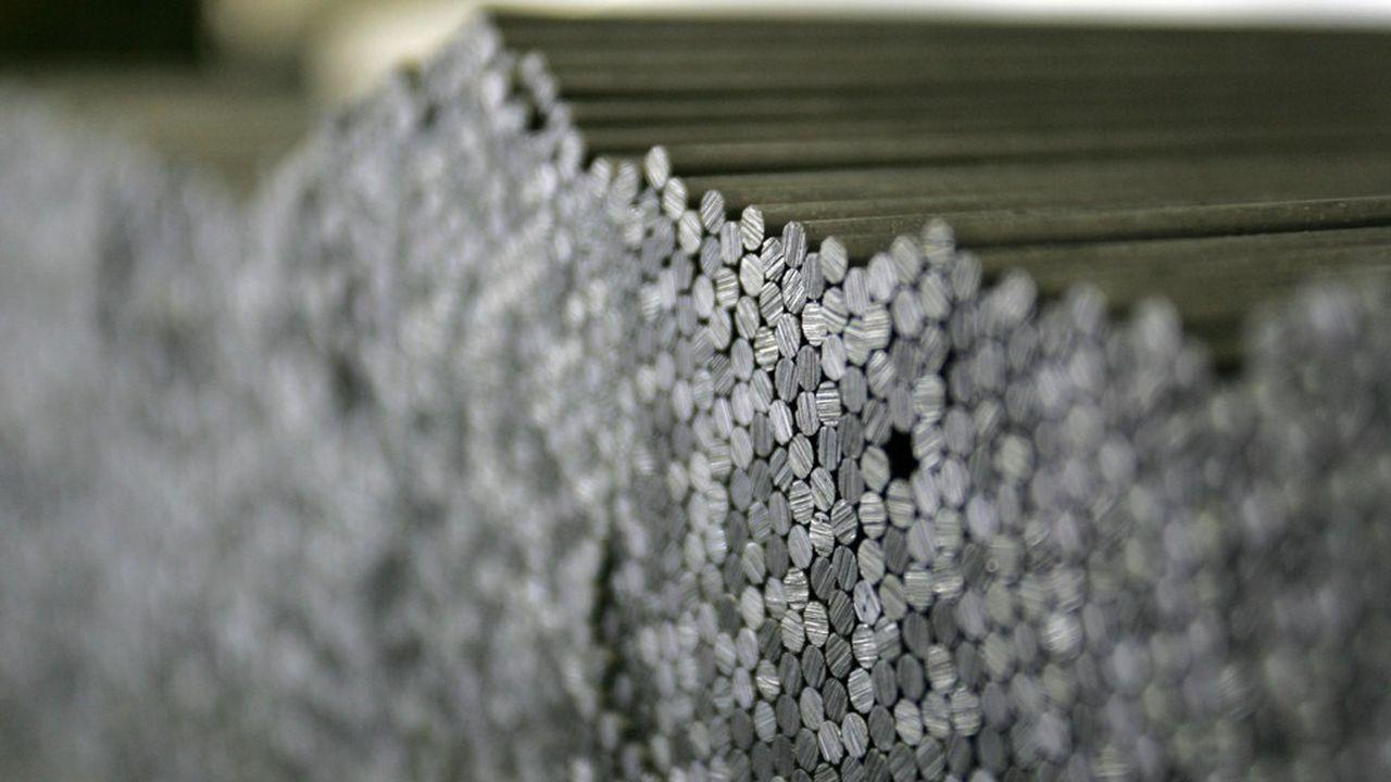 L'usine de Chedde est spécialisée dans la fabrication de pièces en carbone et graphite pour des produits innovants.