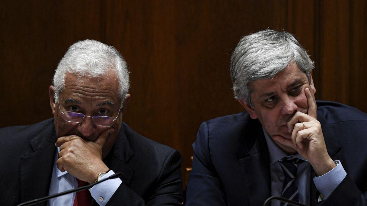 Le ministre des Finances, Mario Centeno prévoit un solde positif de 0,2% fin 2020.