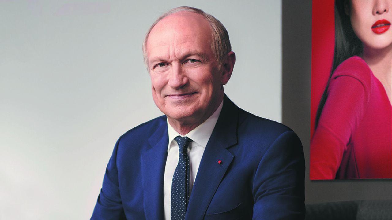 Jean-Paul Agon, le PDG de L'Oréal