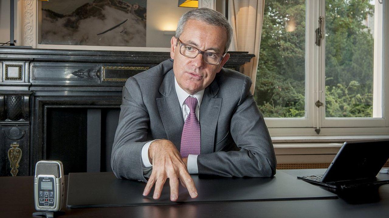 «La période des cessions d'actifs est derrière nous», déclare Jean-Pierre Clamadieu.