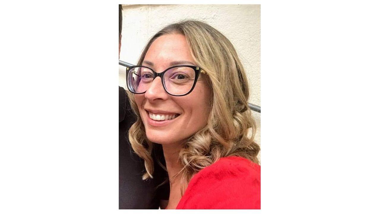 Laetitia Nicolaï, la présidente-fondatrice de Sweet.