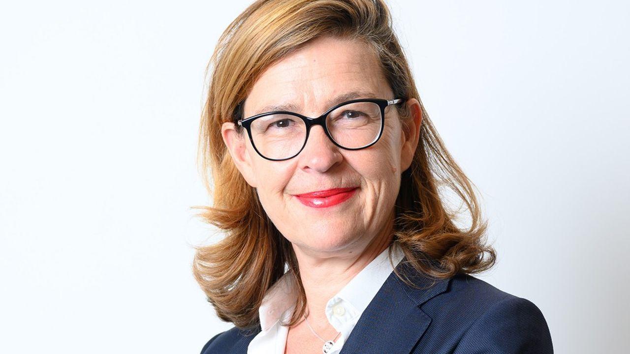 Victoire Aubry, membre du comité exécutif en charge des finances au sein d'Icade.