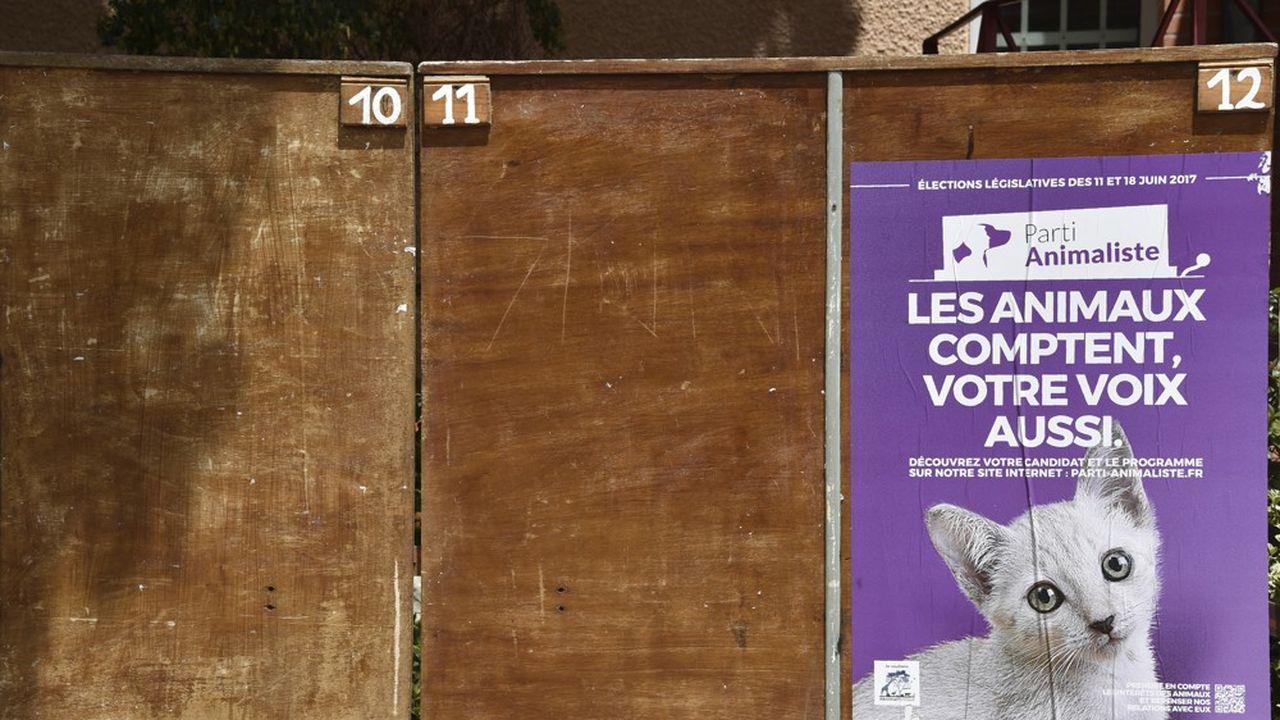 Aux dernières élections européennes, « Nîmes Animaliste » a récolté 1,76% des voix.