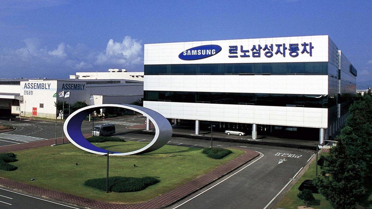 L'usine de Busan est le site le plus exposé aux ruptures d'approvisionnement de Chine, estime Renault