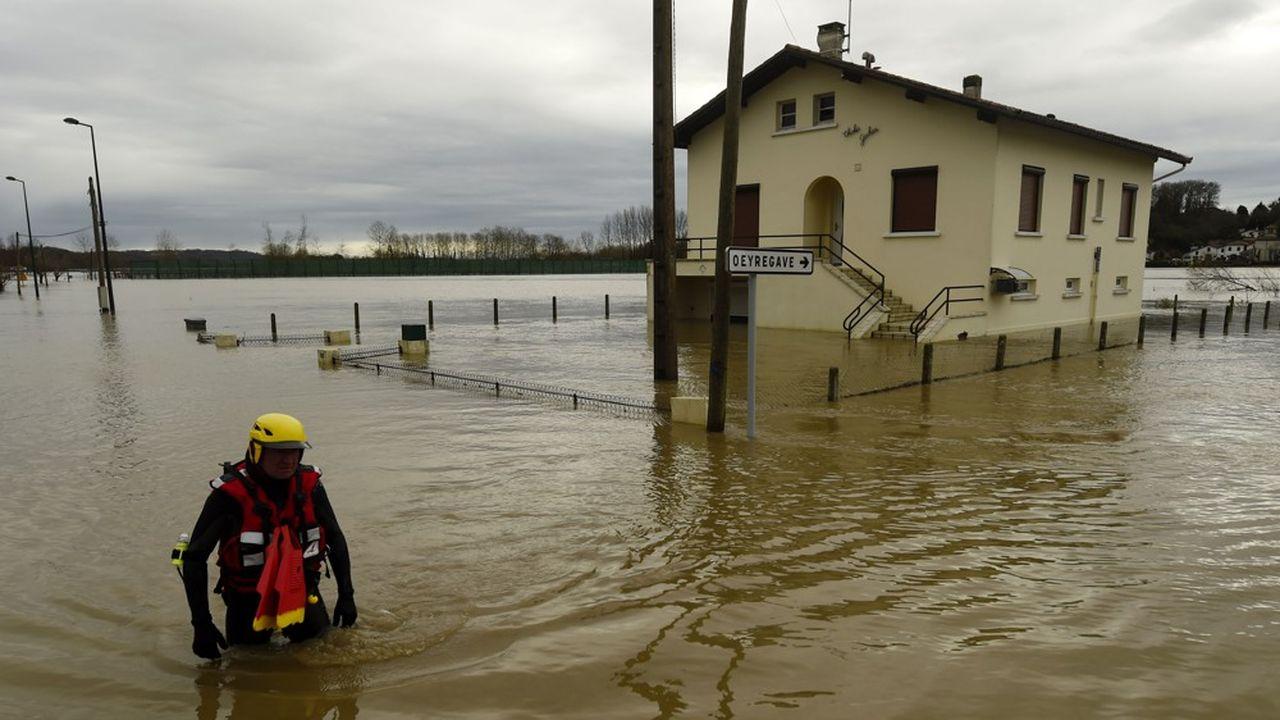 Climat : l'effrayante cartographie des futurs impacts du réchauffement en Europe