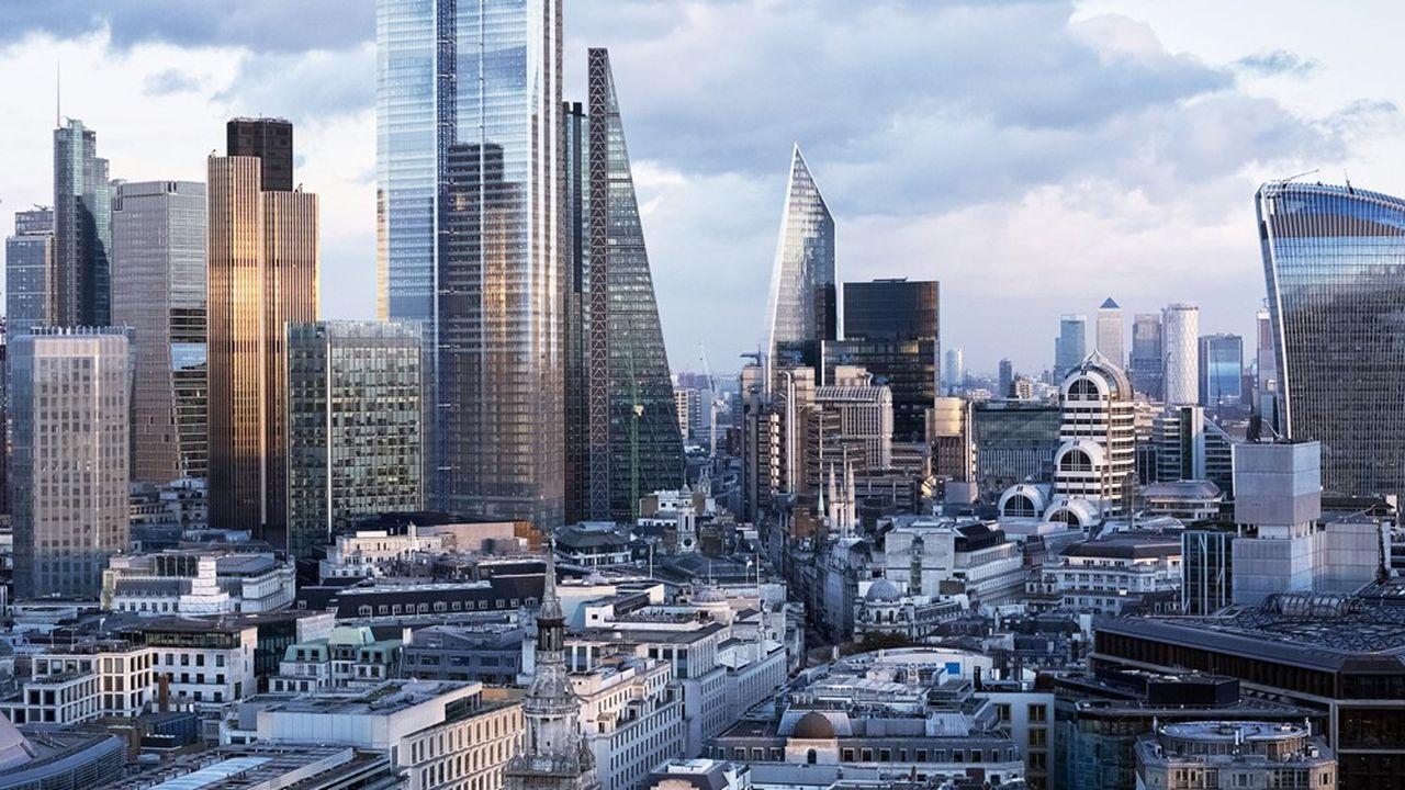 La City de Londresconcentre 43% des volumes mondiaux sur les monnaies