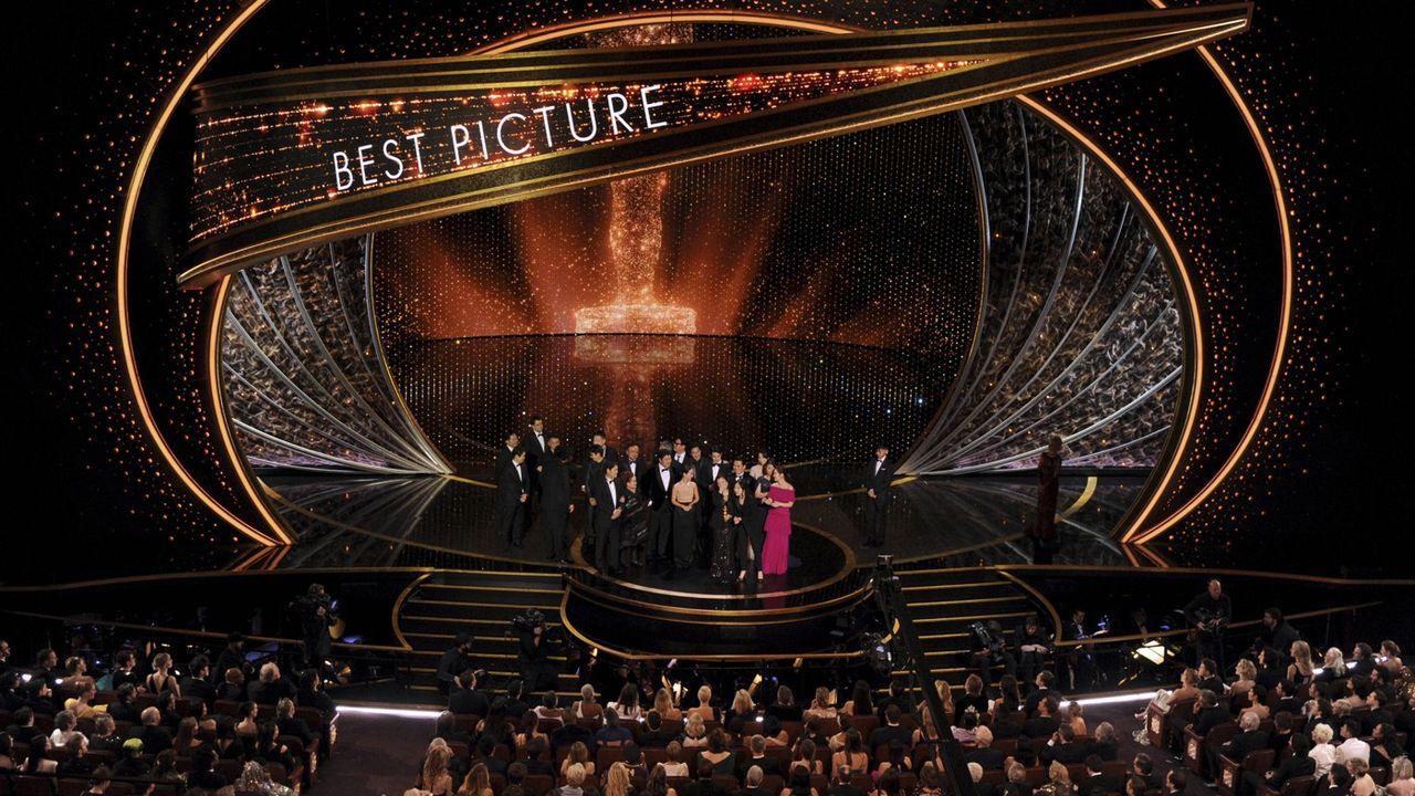 Le palmarès des Oscars 2020
