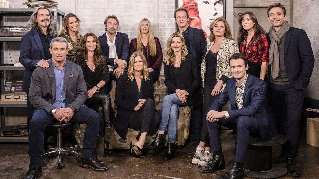 Plusieurs des comédiens de la sitcom culte «Hélène et les garçons» dans les années1990 jouent désormais dans «Les Mystères de l'amour», sur TMC.