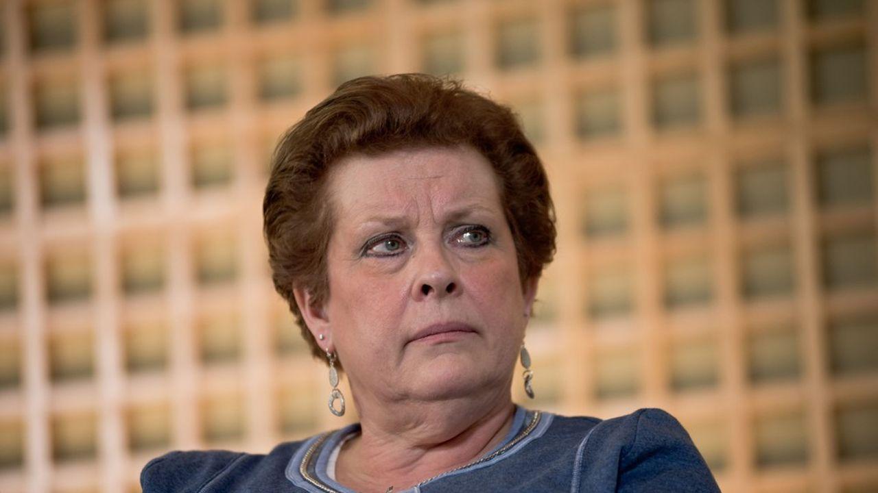 Catherine Trautmann avait été élue maire de Strasbourg en 1989 et en 1995.