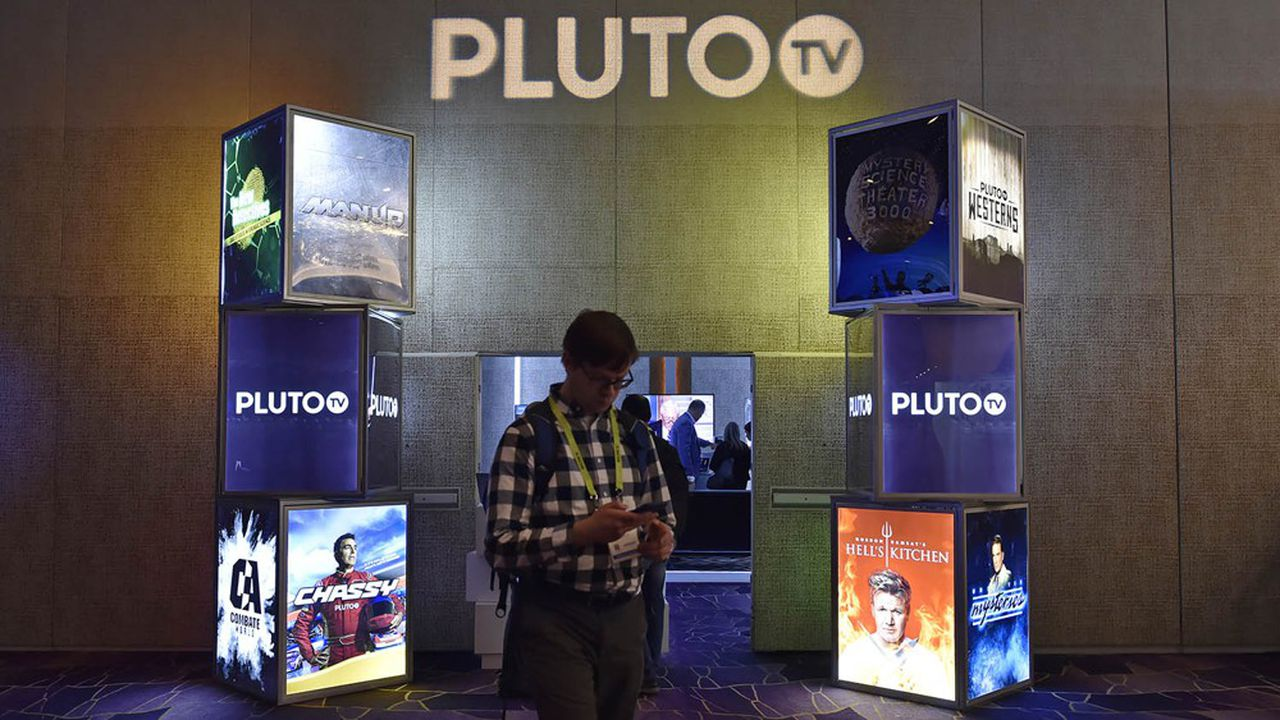 Pluto TV a réussi à diffuser CNN, mais dans une forme condensée: la chaîne met à disposition une sélection de ses contenus.