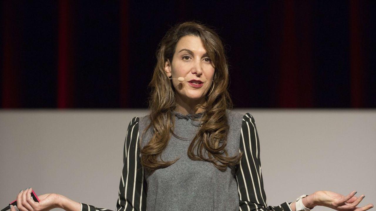 Tina Sharkey l'ancienne patronne et cofondatrice de Brandless, a dû céder les rênes de l'entreprise dès mars2019.