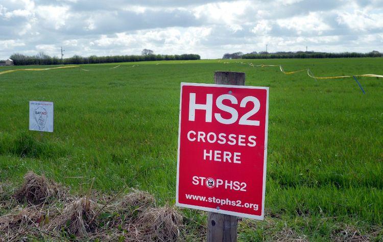 Le HS2 doit permettre de désenclaver le nord de l'Angleterre.