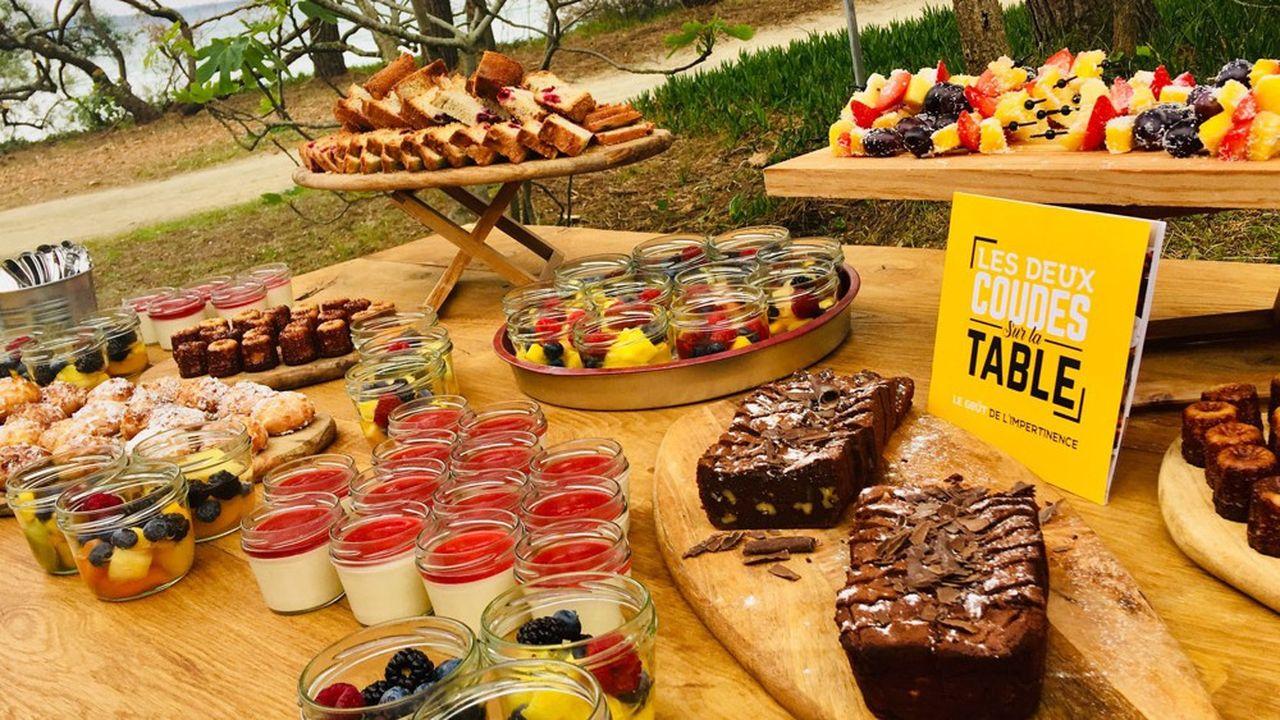 La PME sert environ 400.000 repas par an pour un chiffre d'affaires de 13millions d'euros.