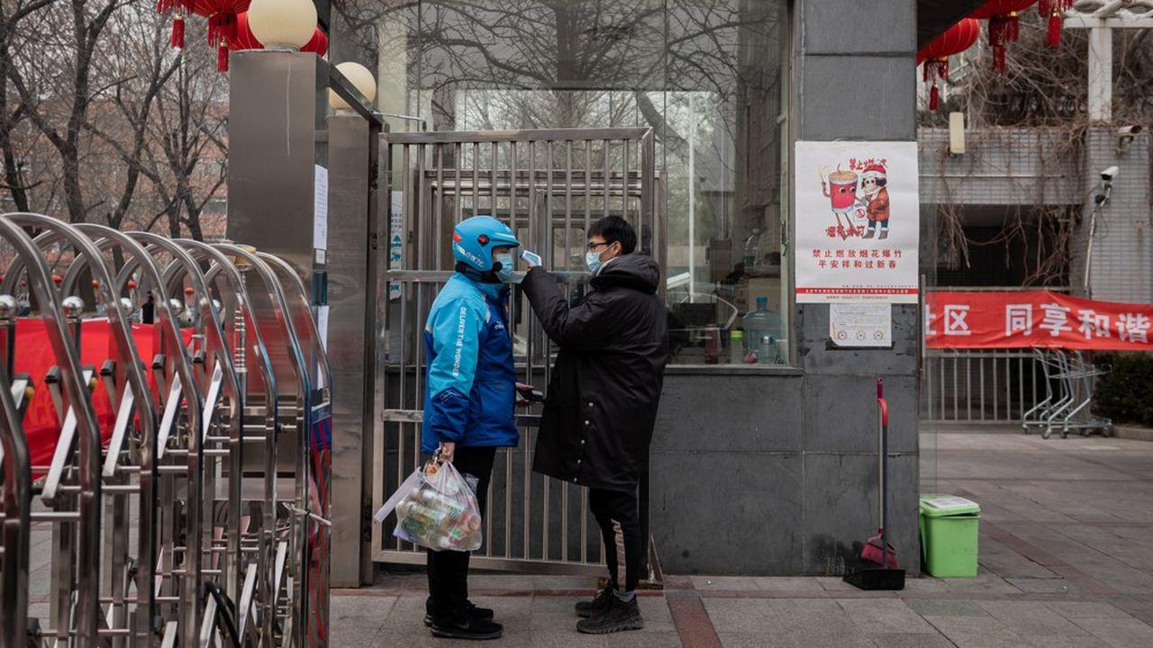 Il y aurait chaque jour près de 20.000 livreurs arpentant les artères de Pékin.