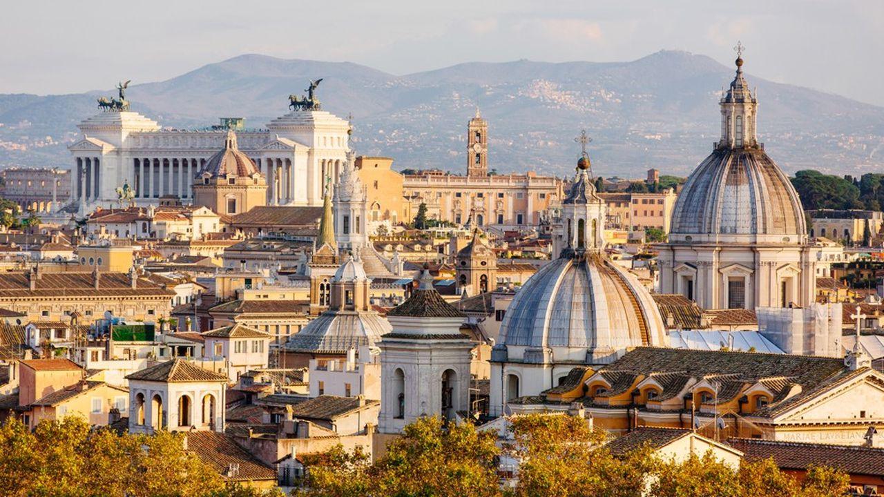 Avec près de 500.000 chambres, appartements ou villas, l'Italie est le quatrième marché mondial d'Airbnb après les Etats-Unis, la France et l'Espagne.
