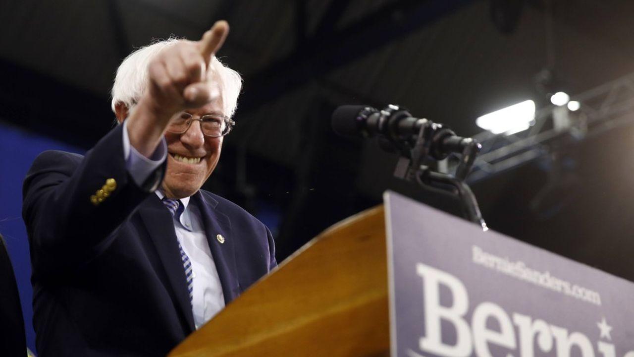 Dans le New Hampshire, les sondages donnaient Bernie Sanders en tête du scrutin depuis des semaines.