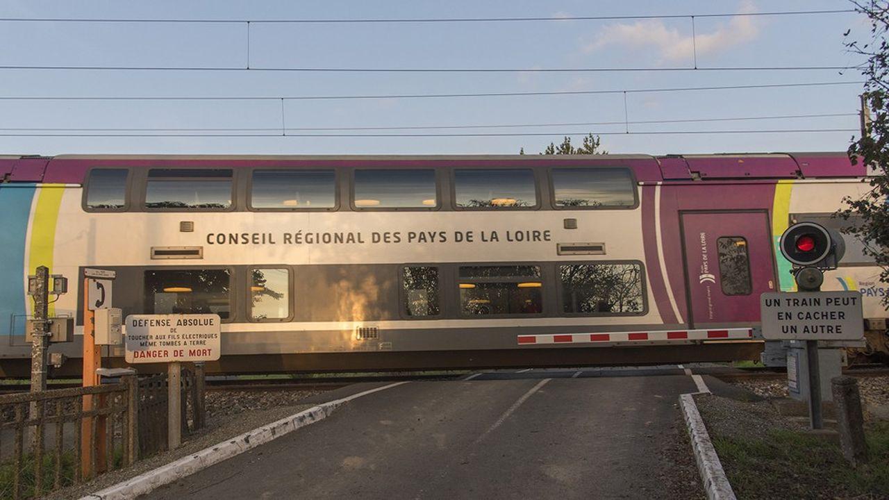 Les lignes Nantes-Bordeaux et Nantes-Lyon seront ouvertes à la concurrence.