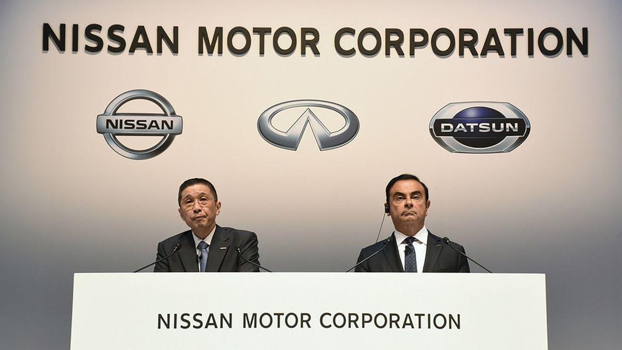 Nissan avait déjà entamé des démarches judiciaires aux Iles Vierges Britanniques contre l'ancien patron de l'Alliance afin de l'empêcher de revendre le yacht de luxe qu'il avait acquis, selon les parquets japonais, avec de l'argent mis à sa disposition de manière illégale par le dirigeant d'un distributeur du constructeur basé à Oman.