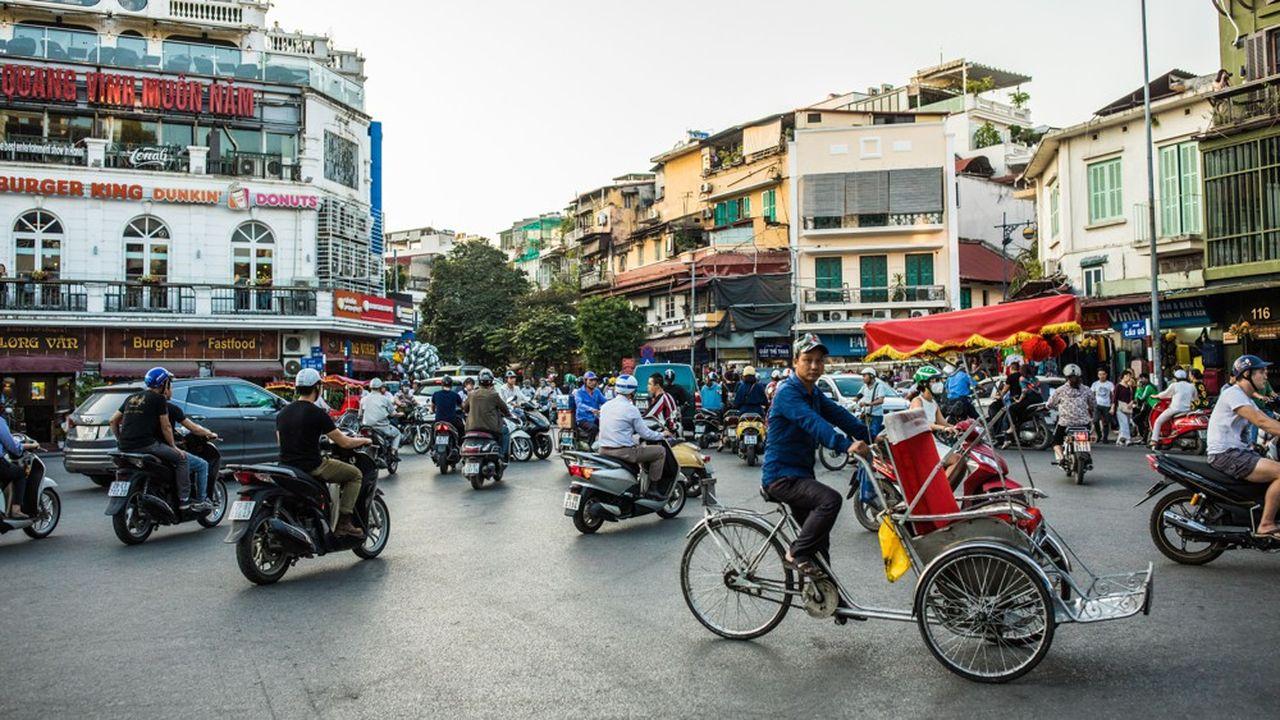 L'accord commercial entre l'Union européenne et le Vietnam prévoit la quasi-disparition des droits de douane d'ici une dizaine d'années entre les deux blocs.