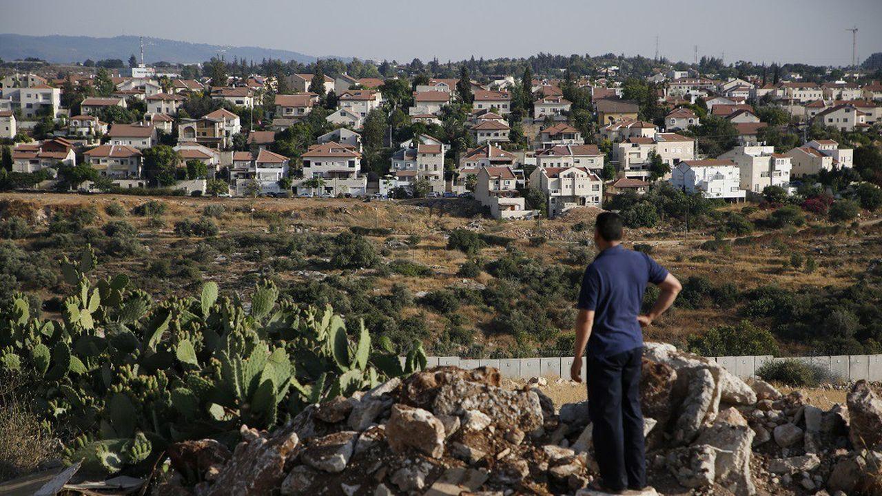 Les colonies israéliennes en territoire palestinien sont considérées comme illégales par le droit international.