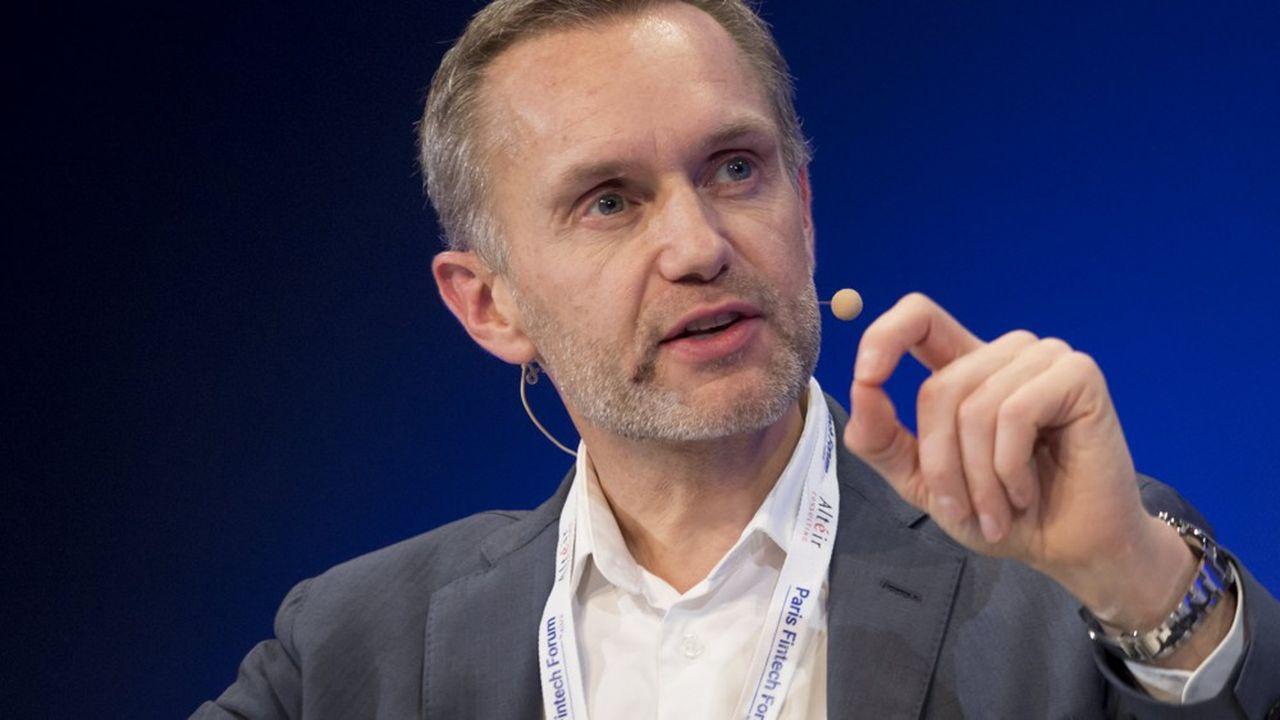 Ronan Le Moal était, depuis 2008, le directeur général de Crédit Mutuel Arkéa.