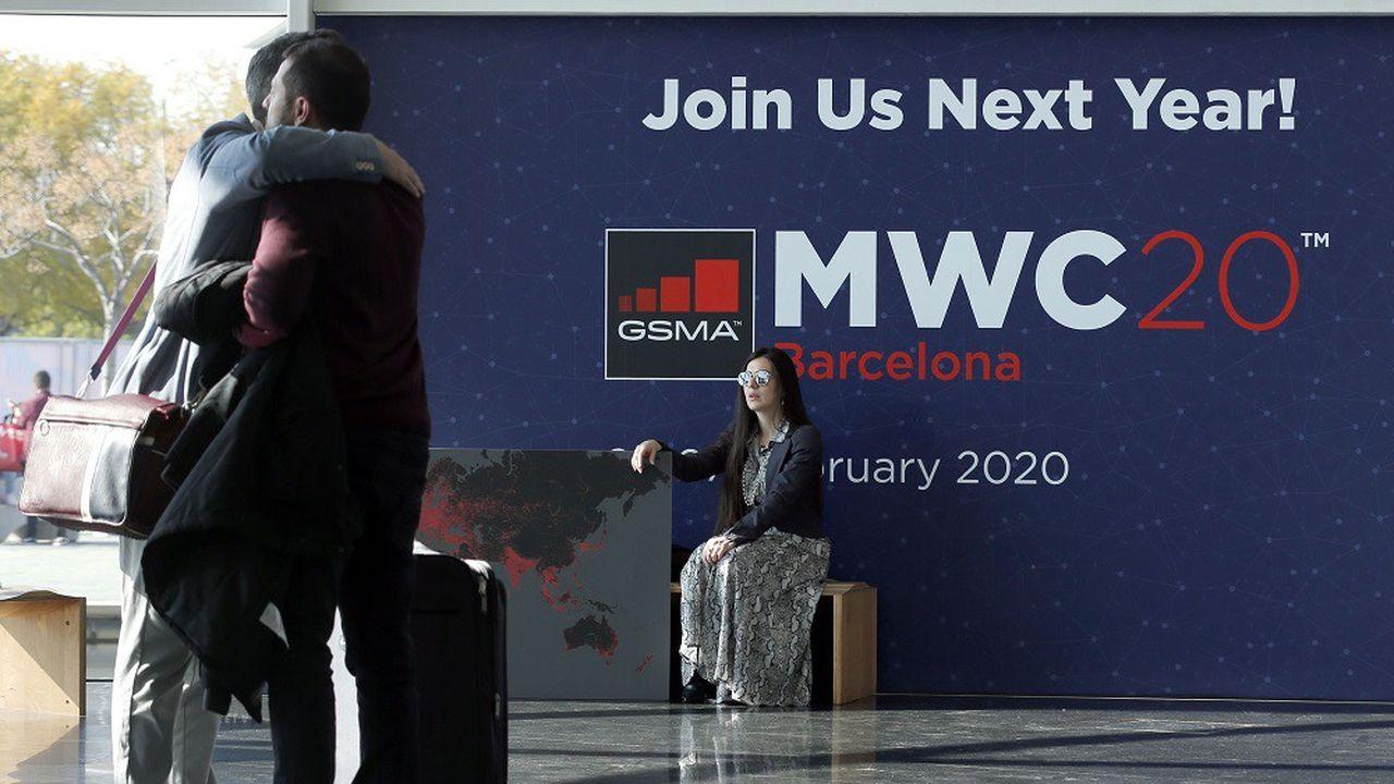 Plus de 100.000 visiteurs étaient attendus pour cette nouvelle édition du Mobile World Congress.